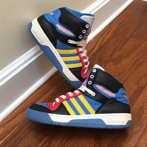 Adidas Originals High Tops, Size 6 (Women's 7.5)